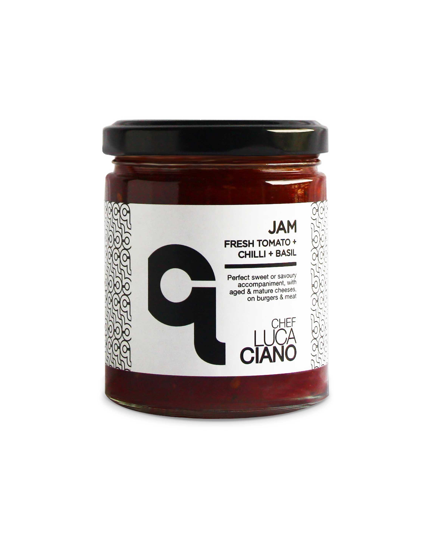 Luca Ciano Fresh Tomato Chilli Jam
